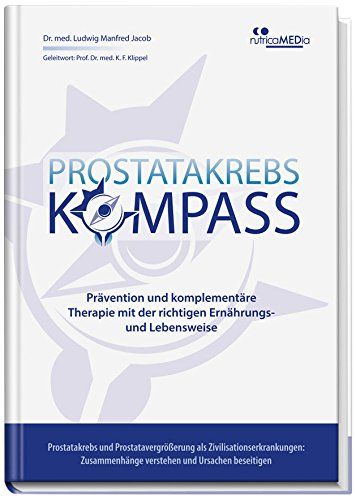 Buch Prostatakrebs-Kompass